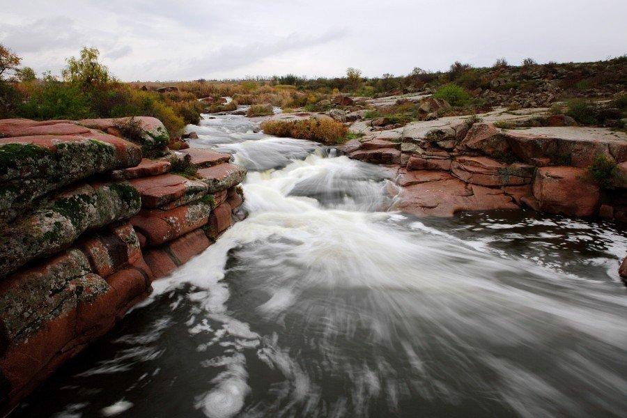 sholohovskiy vodopad 1