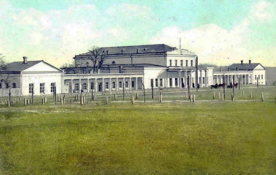 2 Potemkinskij dvorets v nachale XX veka.
