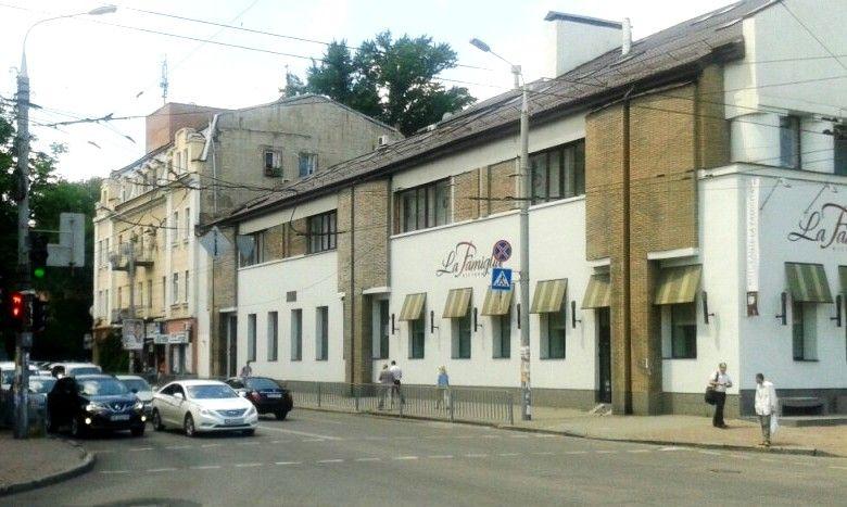 Restoran. ul. Fabra 2